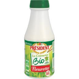BIO - Crème fleurette BIO 30% MG