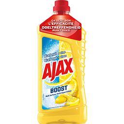 Ajax Ajax Nettoyant multi surfaces Boost bicarbonate + citron le flacon de 1,25 l