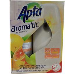 Automa'tic - Diffuseur automatique et recharge, agru...