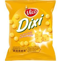 Biscuits apéritif Dixi goût fromage