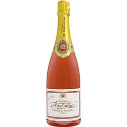 Charles de Cazanove champagne rosé azur 75cl 12% vol