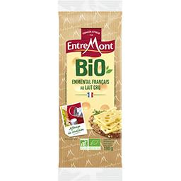 Entremont Emmental français au lait cru BIO le fromage de 180 g