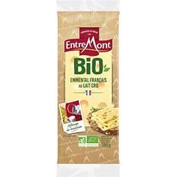 Entremont Entremont Emmental français au lait cru BIO le fromage de 180 g