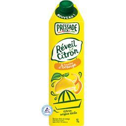 Boisson citron et orange Pressade