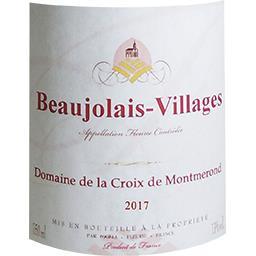 Fleurie Beaujolais-Villages, vin rouge