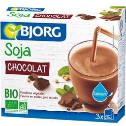 Boisson soja chocolat BIO