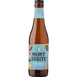 Mort Subite Mort Subite Lambic Blanc - Bière blanche la bouteille de 33cl