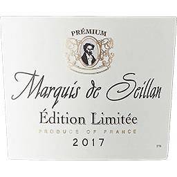 Saint-Mont Marquis de Seillan - Edition Limitée vin Rouge 2016