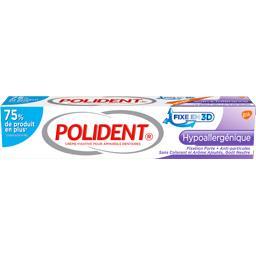 Crème fixative adhérence maximum hypoallergénique