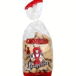 Biscuits secs au vin blanc et grains d'anis, canistrelli