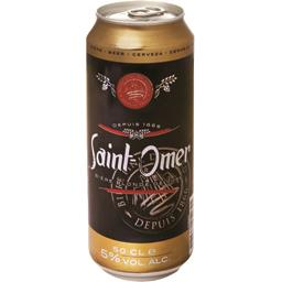 Bière blonde de luxe