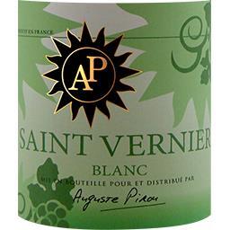 Vin de pays Saint Vernier, vin blanc