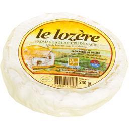 Fromage Le Lozère au lait cru de vache