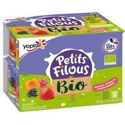 Petits Filous - Fromage frais aux fruits BIO