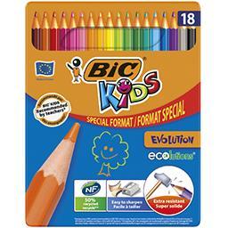 Crayons de couleur évolution kids offre spéciale