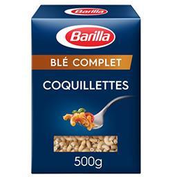Barilla Barilla Integrale - Coquillettes au blé complet la boite de 500 g