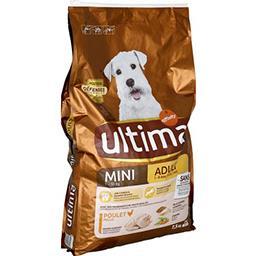 Croquettes pour les petits chiens adultes à base de ...