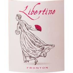 Fronton libertin, vin rosé