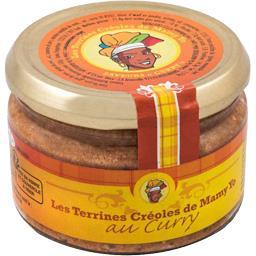 Les Terrines Créoles de Mamy Yo au curry