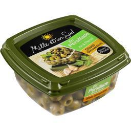 Olives en persillade saveur douce