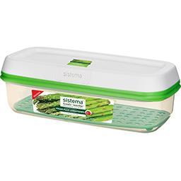 Boîte de préservation FreshWorks rectangulaire 1,9 l