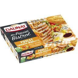 Daunat Ma Pause Bistrot - Poulet emmental mimolette pâtes s...
