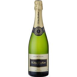 Nicolas Feuillate, champagne brut