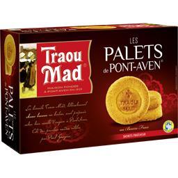 Les Palets de Pont-Aven au beurre frais