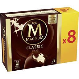 Magnum Magnum Glaces Classic la boite de 8 - 632 g