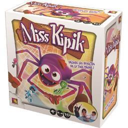 Asmodée Asmodée Miss Kipik le jeu