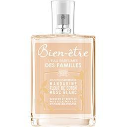 L'Eau Parfumée des Familles mandarine coton musc blanc