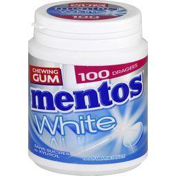 White - Chewing-gum parfum menthe douce sans sucres