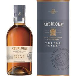 Aberlour Aberlour Highland Single Malt Scotch Whisky Triple Cask la bouteille de 70 cl