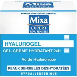 Expert Peau Sensible - Gel crème hydratant intensif ...