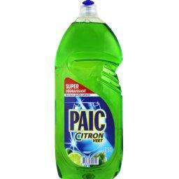 Citron - Liquide vaisselle super dégraissant Citron Vert