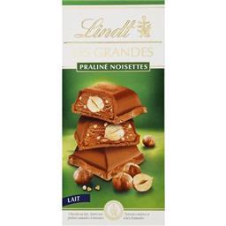 Les Grandes - Chocolat au lait fourré praliné noiset...