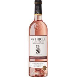 Mythique Languedoc, vin rosé la bouteille de 75 cl