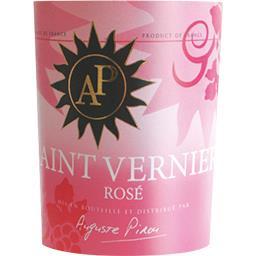 Vin de pays Saint Vernier, vin rosé