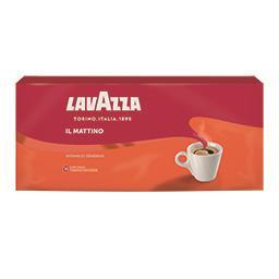 Lavazza Lavazza Café moulu Il Mattino 10 les 4 paquets de 250 g