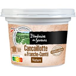 Cancoillotte de Franche-Comté nature
