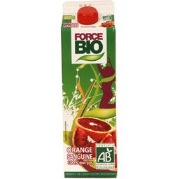 Jus d'orange sanguine BIO 100% pur jus