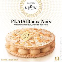 Recette Lenôtre - Le Plaisir aux Noix