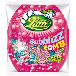 Bonbons Bubblizz Bomb extra acide