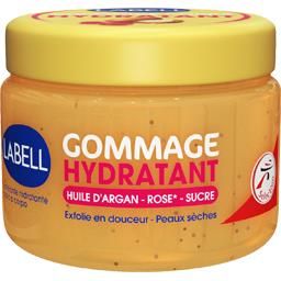 Gommage corps hydratant peaux sèches