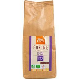 Farine complète de riz BIO