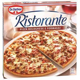 Dr. Oetker Dr. Oetker Ristorante - Pizza Bolognese e Formaggi la boite de 375 g