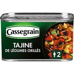 Tajine de légumes grillés coriandre & raisins secs