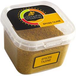 La conquête des saveurs Epices tajine la boite de 75 g