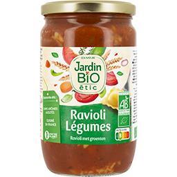 Ravioli légumes BIO