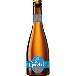 La Goudale La goudale Bière blonde IPA la bouteille de 33 cl